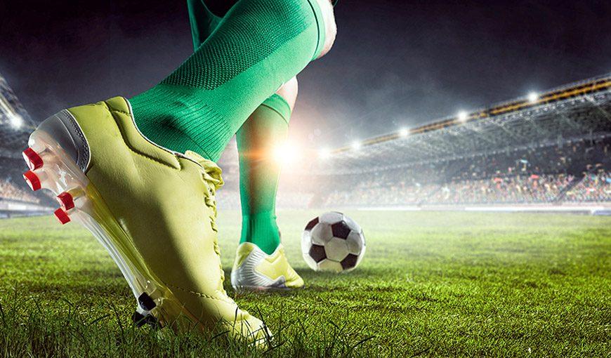 O Plástico no Futebol