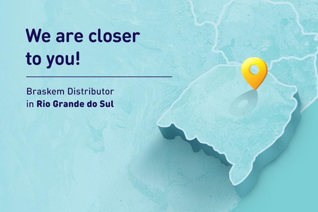 We are closer to you! - Mais Polímeros