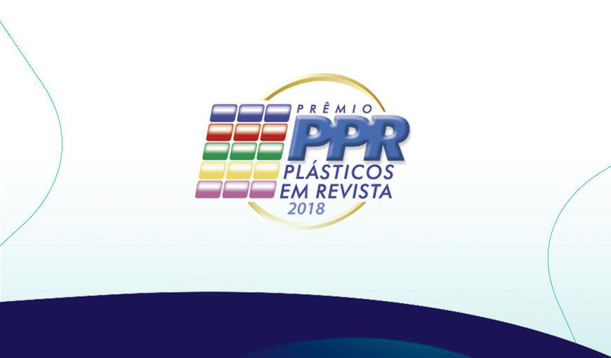 PPR – Prêmio Plásticos em Revista 2018