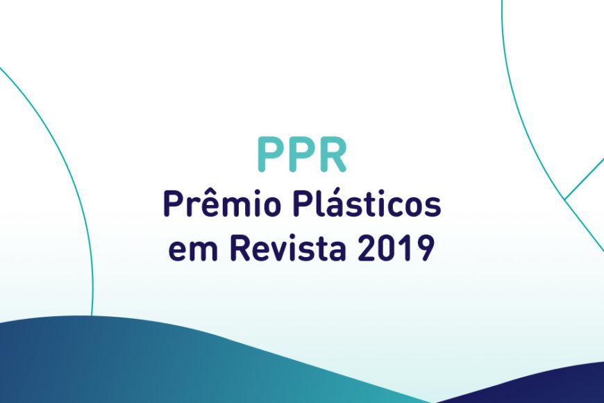 PPR 2019 – Prêmio Plásticos em Revista