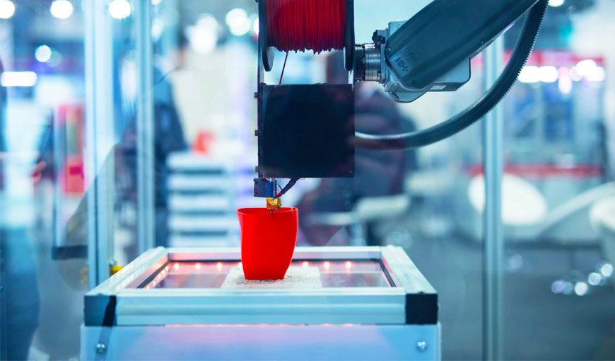 Impressão 3D na Indústria 4.0: entenda essa revolução tecnológica