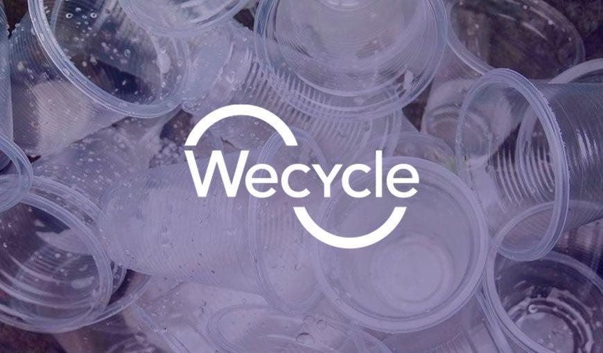 Plataforma WeCycle e a Logística Reversa de copos plásticos