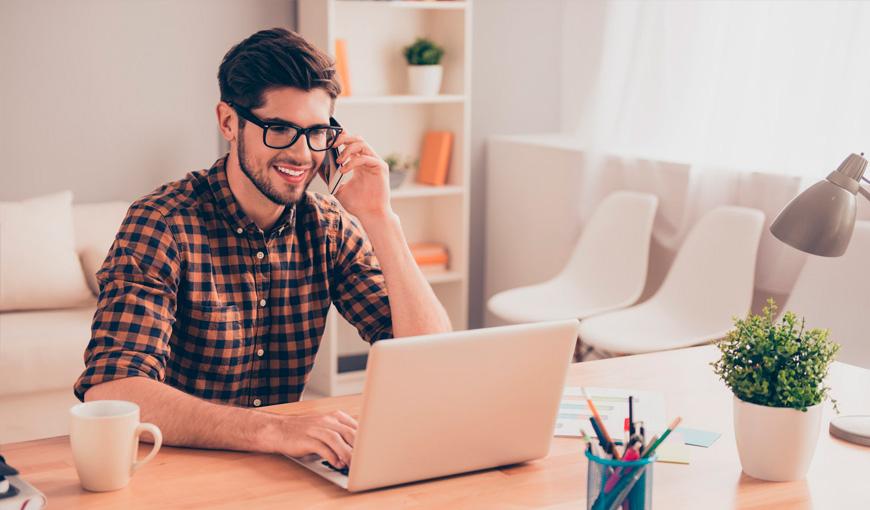 Home office: medidas simples fazem toda a diferença para alcançar bons resultados